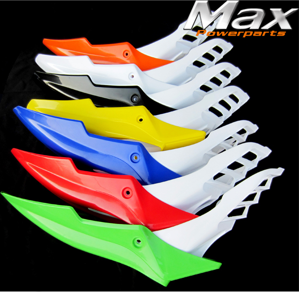 14 Color Universal Off Road Dirt Pit Bike MX Motocross Motorcycle Front mudguard front fender For KLX YZF DRZ CR CRF DT RMX free shipping universal off road motorcycle dirt pit bike motocross front mudguard front fender multicolor white color