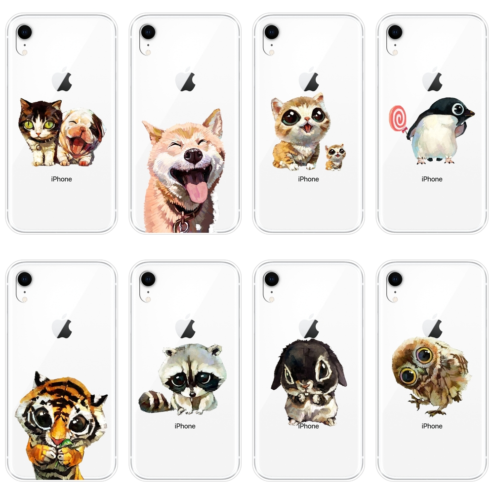 <font><b>Case</b></font> For <font><b>iPhone</b></font> 6 S 6S <font><b>7</b></font> 8 X XR XS Max Shiba Inu Dog <font><b>Kawaii</b></font> Cat Soft Silicone Back Cover For <font><b>iPhone</b></font> 8 <font><b>7</b></font> 6S 6 S Plus <font><b>Phone</b></font> <font><b>Case</b></font> image