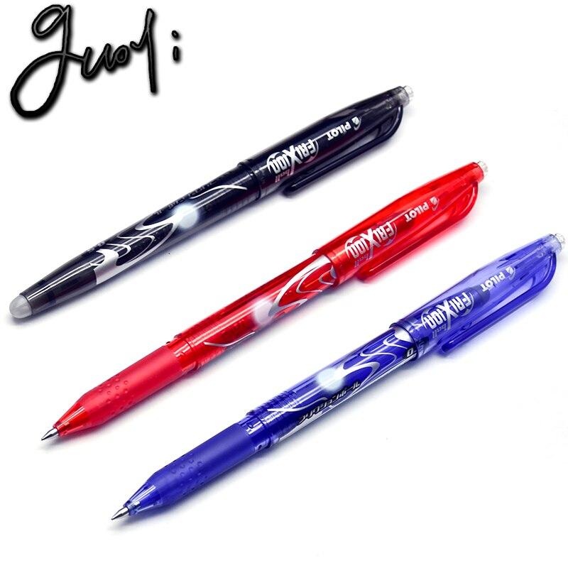 Japon stylo pilote LFB-20EF effaçable stylo gel stylo 8 pc/lot0.5mm plume fournitures de bureau papeterie école cadeau stylo