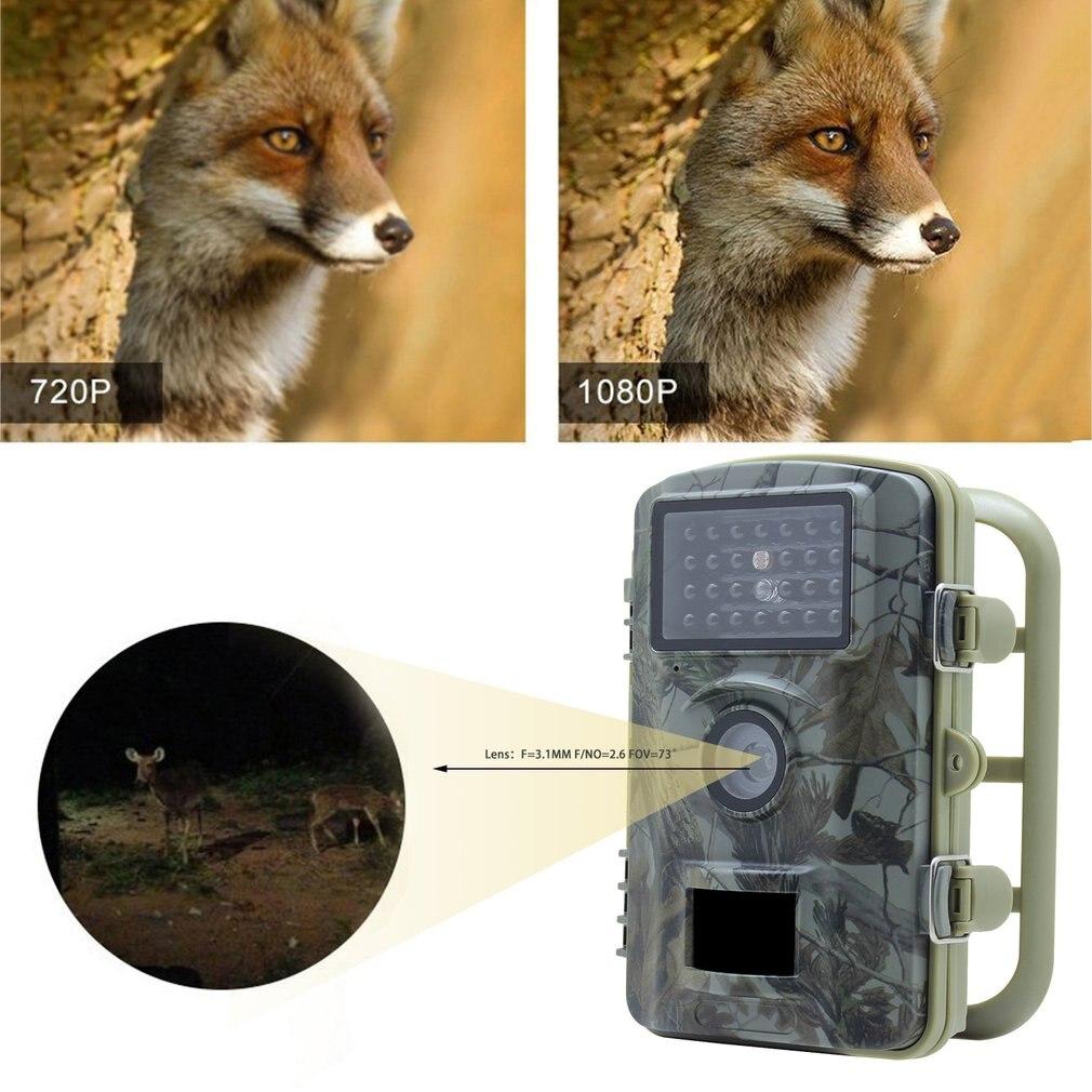 TC05 Outdoor Hunting Camera 12MP Images 1080P Infrared Video Hunting Camera HD Night Vision Waterproof Trail Camera For Hunter hd 12mp trail camera 1080p video