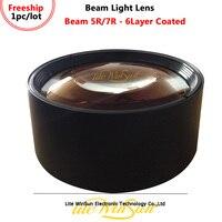 Litewinsune Бесплатная доставка Оптический Len 5R 7R луч перемещение переднего освещения аксессуары