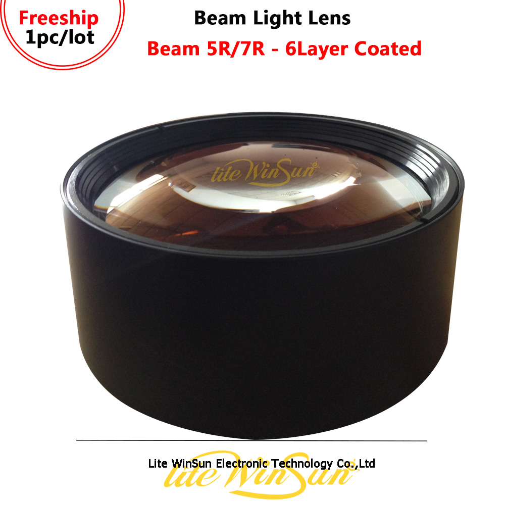 Litewinsune Freeship Optical Len 5R 7R Beam Moving Head Lighting Accessories