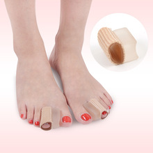 1Pair Bunion Toe Separator Gel Hallux Valgus Correction Separators Stretchers Bone Thumb Protector Orthopedic Pad Foot Care Tool