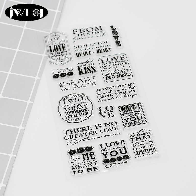 Hoja de Sello Transparente de Silicona Navidad San Valent/ín /álbumes de Recortes Regalos de Acci/ón de Gracias para Manualidades Manualidades Sello de Silicona YiFeiCT