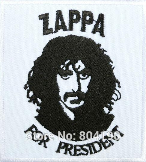 Frank Zappa Zappa Woven Patch