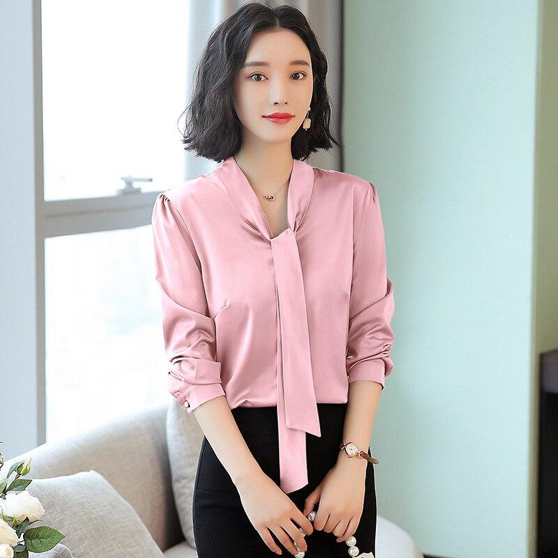 women's blouse shirt women blusas womens tops and blouses fashion woman blouses 2019 long sleeve blusas ladies tops Plus size 8