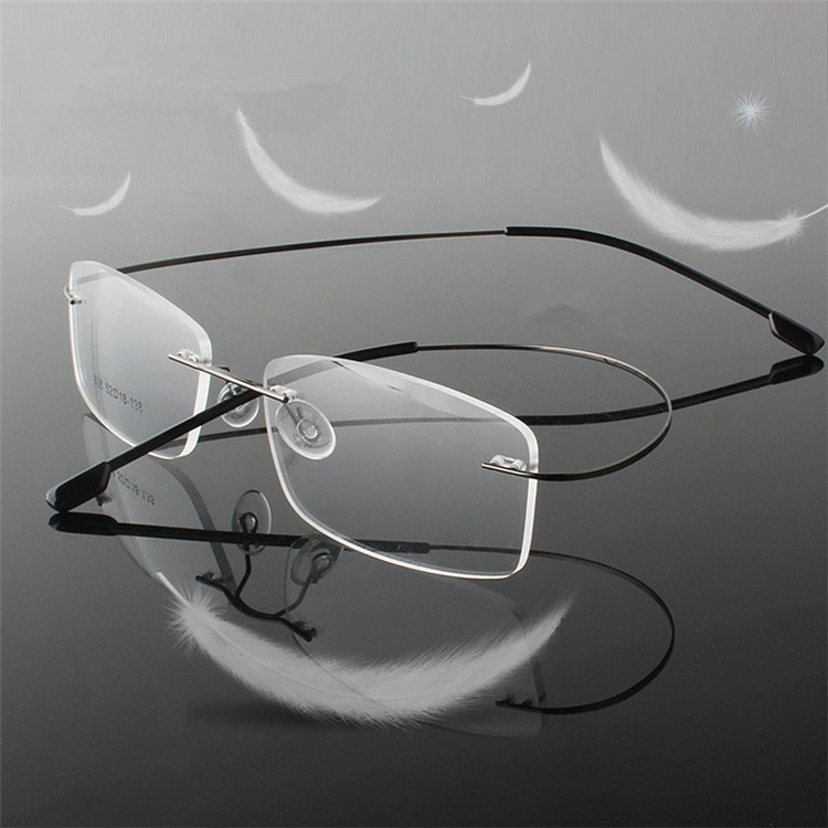 rimless optical glasses (4)