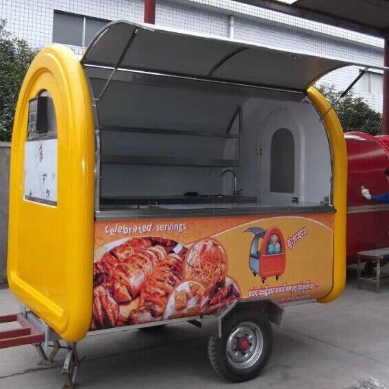 Mobile Kitchens Porcelain Floor Kitchen Churros Cart Ice Cream Vans Used For Sale On