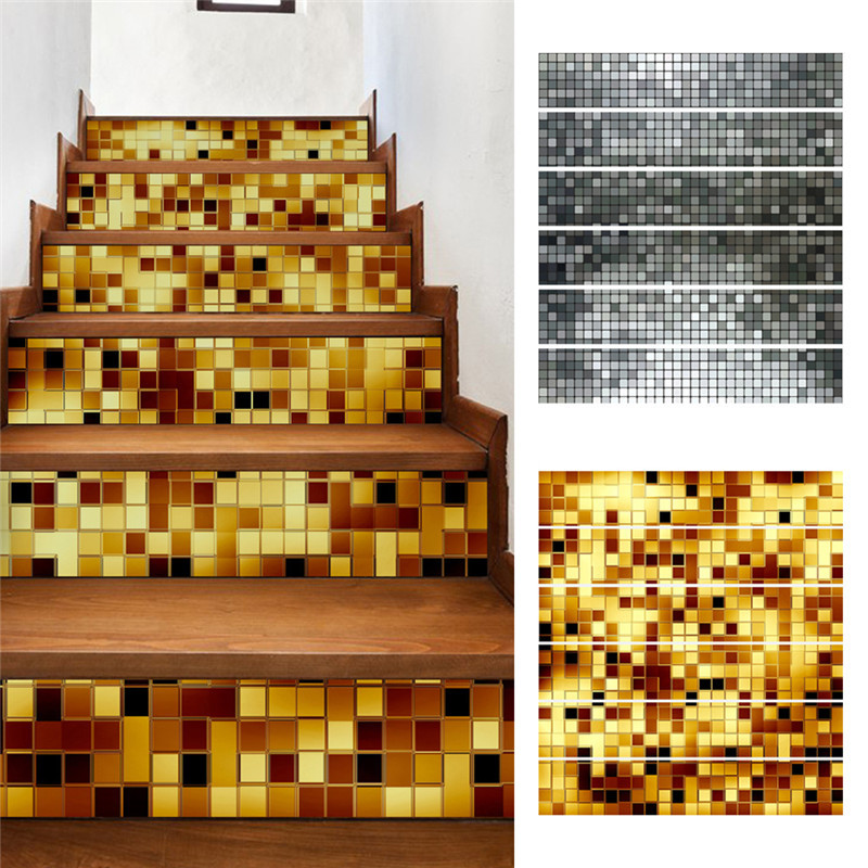Compare prices on stairway decoration online shopping buy low price stairway - Stickers pour escalier ...