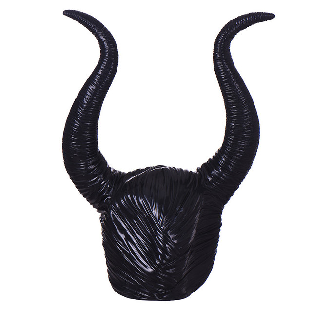Maleficent Horns Hats for Adult Women Cosplay Cap