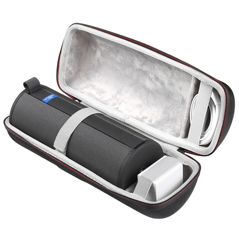 Newest Hard EVA Travel Carrying Cover Case For Ultimate Ears UE MEGABOOM 3 Bluetooth Speaker Protect Shell Shoulder Handbag Bag