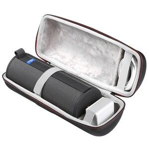 Image 1 - Newest Hard EVA Travel Carrying Cover Case for Ultimate Ears UE MEGABOOM 3 Bluetooth Speaker Protect Shell Shoulder Handbag Bag