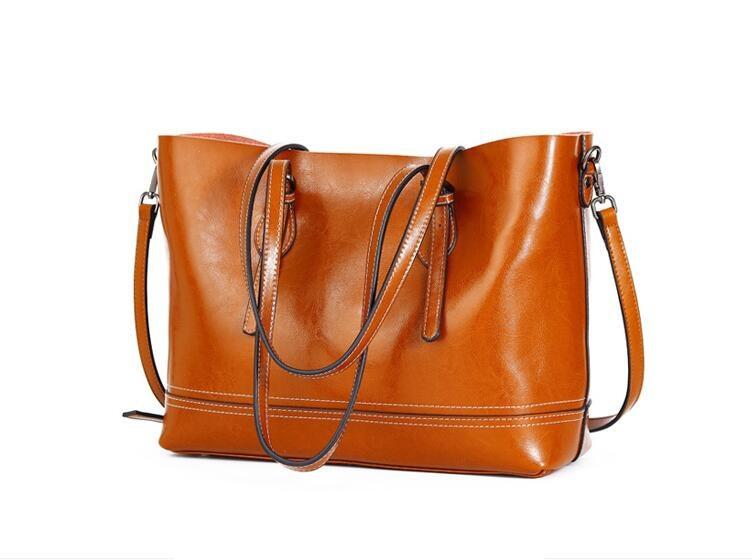 Schultertaschen Damentaschen Ecosusi Vintage Frauen Umhängetasche Retro Satchel Taschen Weibliche Pu Leder Schule Bolsa Tasche Schulter Aktentasche Für Damen