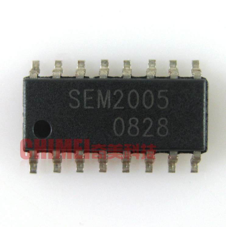 SEM2005 SOP-16