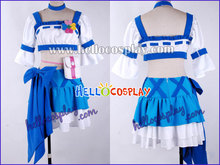 Fresh Pretty Cure Cosplay Miki Aono Costume H008(China)