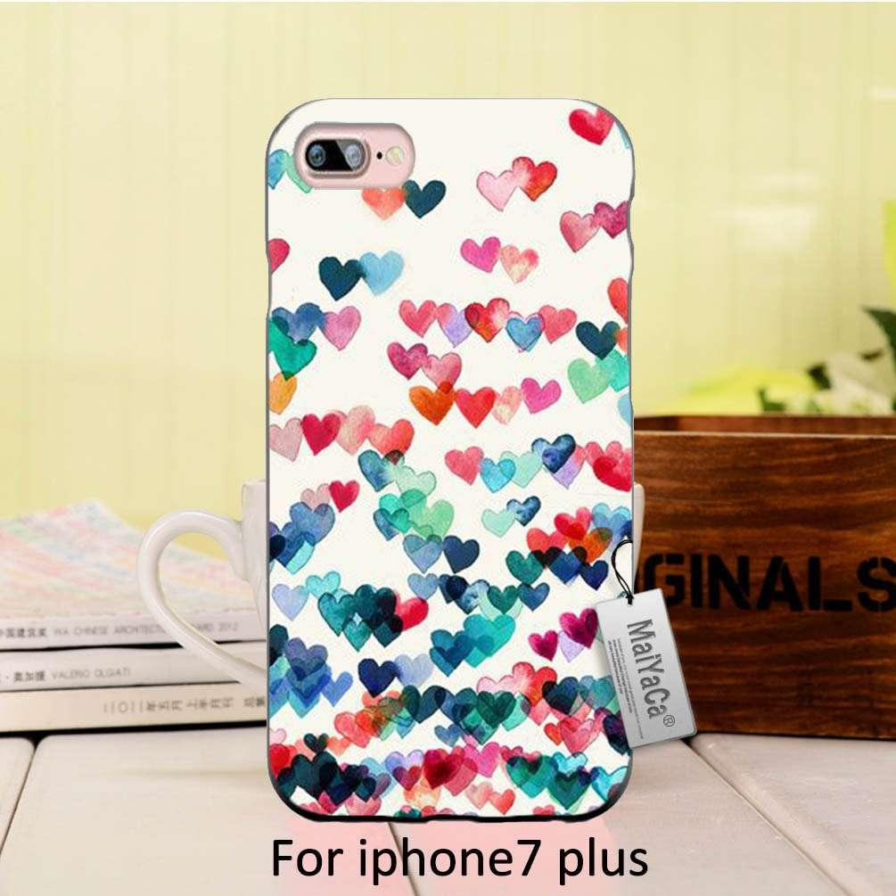 MaiYaCa Funny Green Popeyes Luxury Quality PC phone case For iPhone 7 plus case