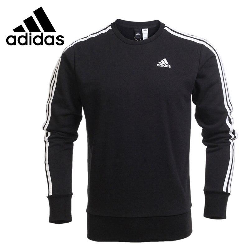 Original New Arrival  Adidas ESS 3S CREW FT Men's Pullover Jerseys Sportswear