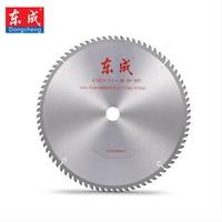 Dongcheng 12/14 inch Wood Cutting Metal Circular Saw Blades for Tiles Ceramic Wood Aluminum Disc Diamond Cutting Blades