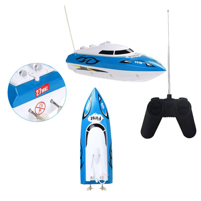 Rc Charger 10 inch RC Boat Infra-Red Remote Control Radio Remote Control RTR Electric Dual Motor Toy For kids gifts Rc ship 30#