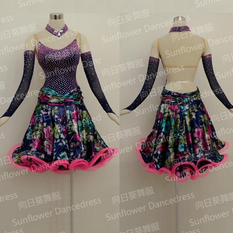 Латинские юбки для танцев