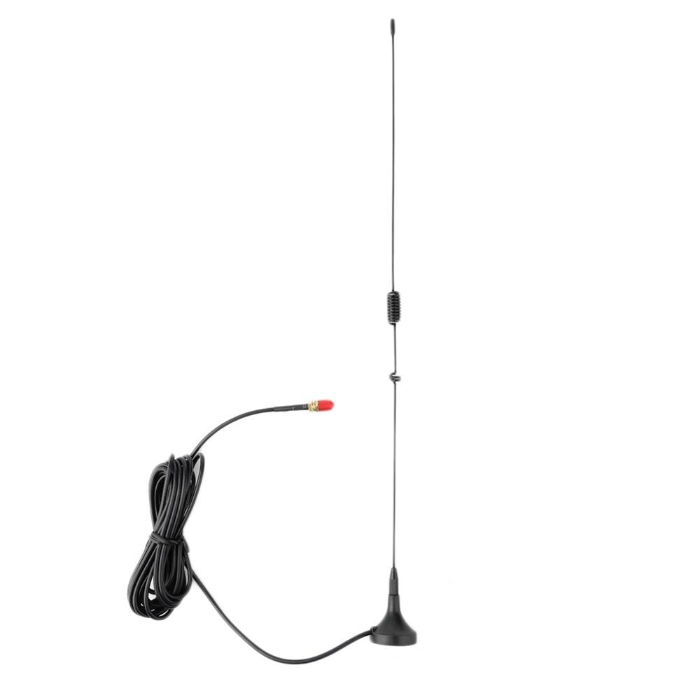bilder für Neueste Auto Montiert 3.0Db SMA-F Dual Band Mobile Radio Antenne für NAGOYA UT-106UV Schwarz Großhandel