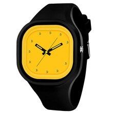 Пара Часы влюбленных часы Для мужчин Для женщин наручные спортивные наручные Часы силиконовые наручные часы для мальчиков и девочек Наручные часы 30 м Водонепроницаемый