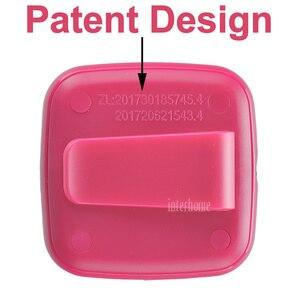 Image 4 - Patent Verlichten Vrouwen Menstruatie Pijn Zorg Instrument Fysiotherapie Massage Machine Vermoeidheid Relax Spier Therapie Tientallen Acupunctuur
