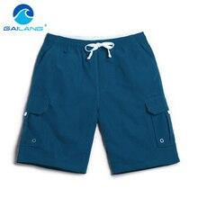 Gailang Brand Men Beach Shorts font b Bermuda b font Fashion Mens Board Shorts Trunks Casual