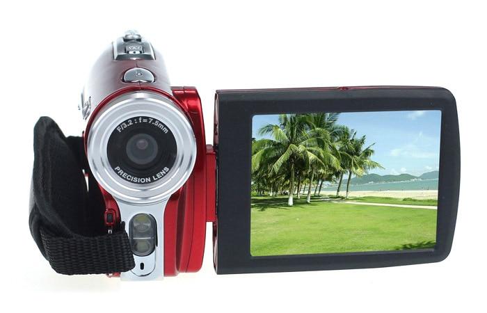 ФОТО Newest 3 Inch TFT LCD 720P HD 20MP Digital Video Camcorder 16x Digital Zoom DV Camera