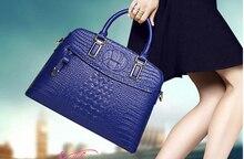 Leather purse 2016 style bag girl purse crocdile shell bag
