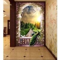 Youran Diamond Painting Peacock Animals,Landscape,Diamond Mosaic Pattern,Full Rhinestones Diamond Embroidery Kit,Home Decor