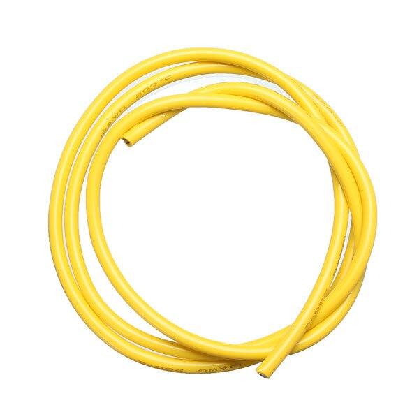 Yellow three meters 8/10/12/14/16/18/20/22/24/26 AWG Silicone Wire Cable SR Wire аксессуар защитное стекло для sony xperia xa1 plus brosco full screen black xa1p glass black