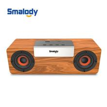 Smalody Portable Bluetooth Speaker Mini Sound Bar TWS Computer Speakers Home Theater Amplifier