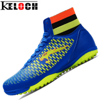 Keloch 2016 Fly Outdoor Futsal Soccer Boots Sneakers Men Cheap Soccer Cleats Superfly Original Football With
