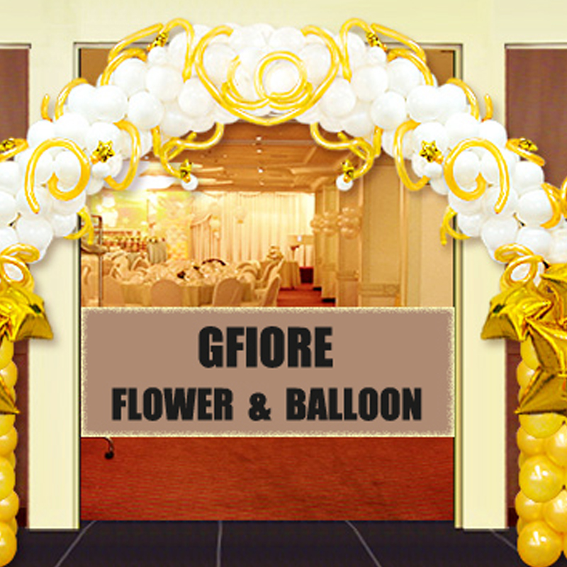 3m x 2.5 m Balloon Arch For Wedding Party Event Venue Decoration ...
