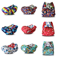 Fashion Baby Newborn Cloth DIaper,One Size Fits All Pocket Diaper Stay Dry Baby Diaper for 8lbs to 35lbs