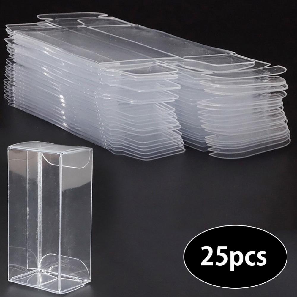 25 шт., прозрачная коробка из ПВХ, модель игрушечного автомобиля, колеса, пылезащитный выставочный ящик в прозрачной подарочной коробке, Свадебные вечерние украшения для мероприятий|Подарочные сумки и упаковка|   | АлиЭкспресс