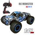 RC Cars 1:16 Восхождение Багги 4WD Monster Truck Bigfoot Дистанционного Управления Внедорожников Радиоуправляемая Машина Топ Toys For мальчики