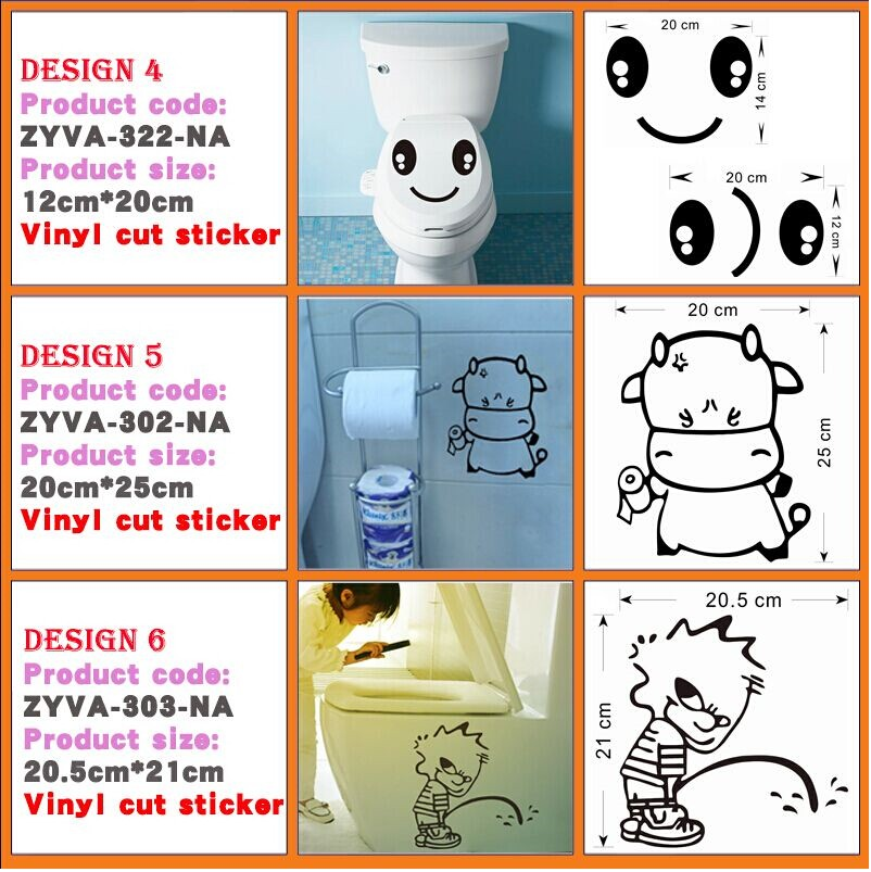 HTB1mVa7MXXXXXXyXVXXq6xXFXXXr - waterproof bathroom toilet sticker door glass stickers wall decal 314 home decoration vinyl art pvc posters 5.5