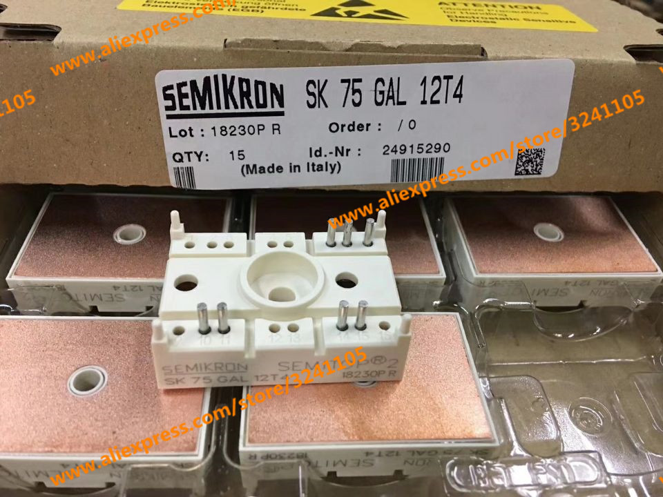 Free Shipping  NEW SK75GAL12T4 MODULE