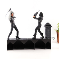 NECA Toys The Crow Rooftop Battle Eric Draven VERSUS Top Dollar Horror Figure Action PVC Collection Model Toy