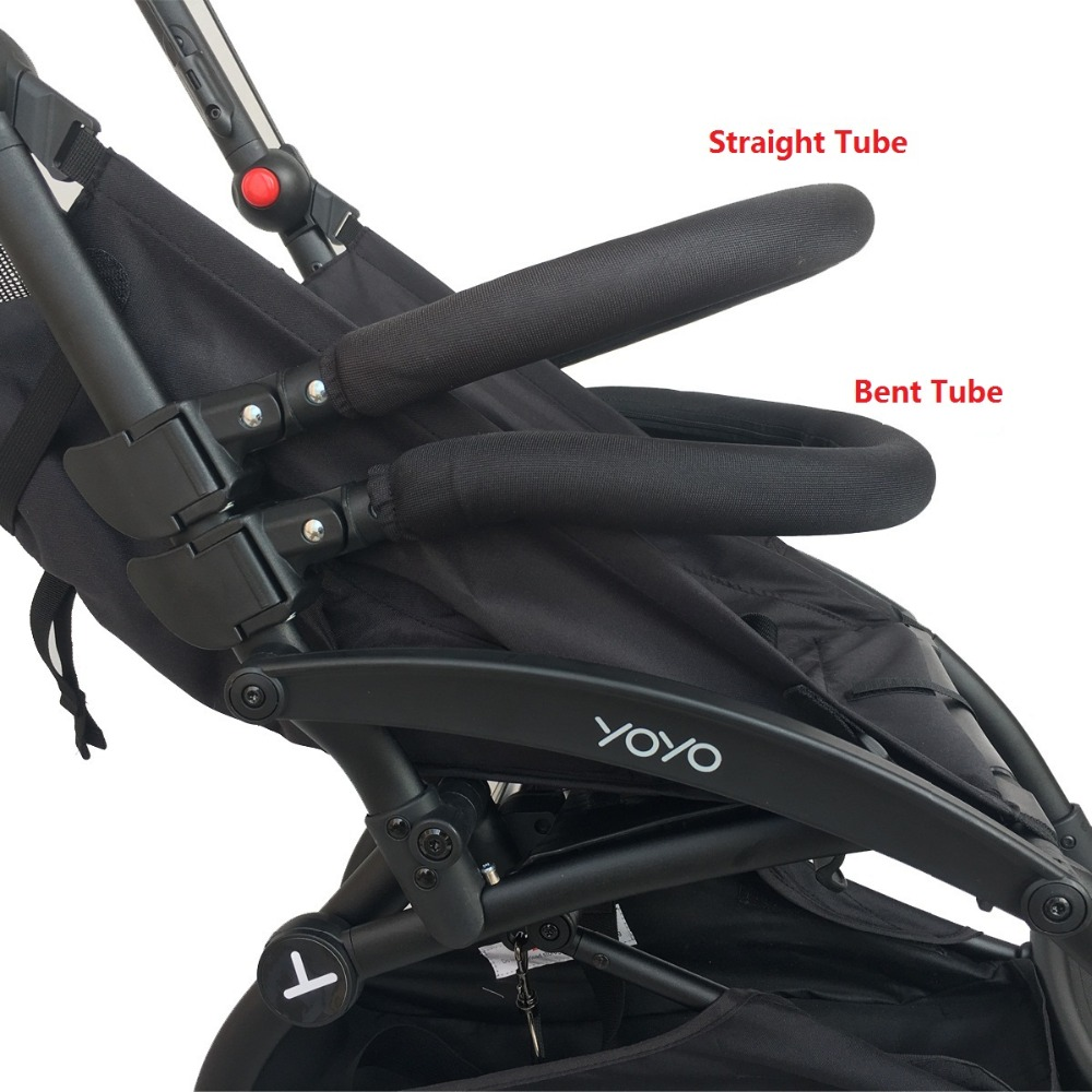 Poussette Yoyo Aliexpress Baby Stroller Accessorie Armrest For Yoya Bent Tube Bumper