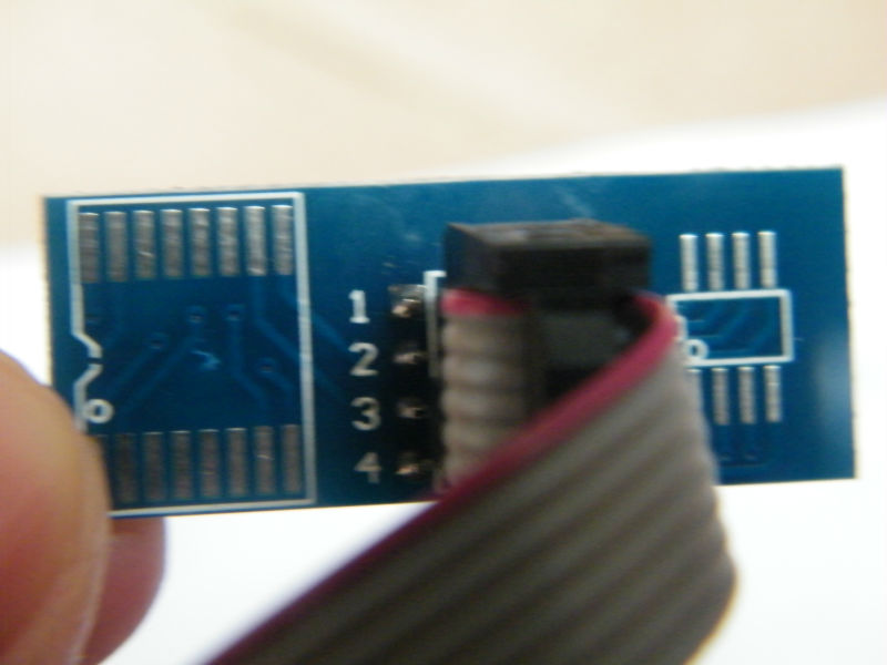 Programmer test clip sop16//soic 16 /& sop8//soic 8 ic eeprom flash tester clamp