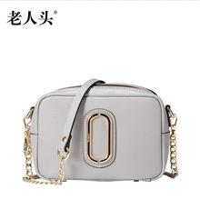 LAORENTOU2016 new high-quality luxury fashion brand leather shoulder bag packet counter genuine, well-known brands of women