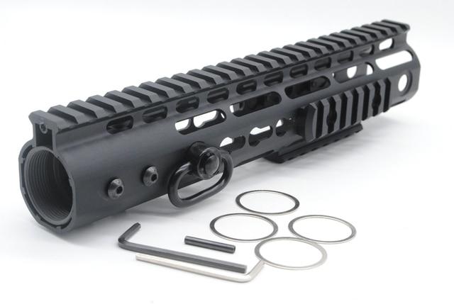 Trirock New Style 10 Inch Key Mod Handguard Nsr Free Float Rail