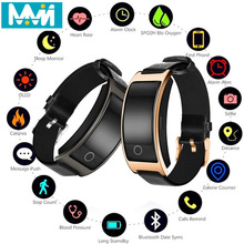 CK11C Smart Band Blood Pressure Heart Rate Monitor Bracelet Color Screen Ios Android PK Ck11s Wristband