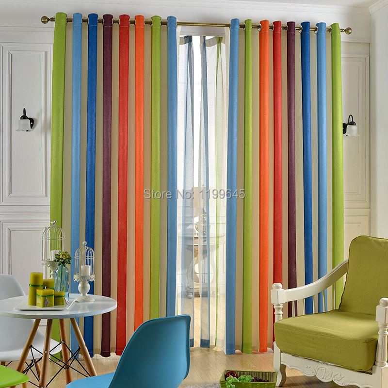 Great Aliexpress.com : Buy Blinds Rushed Special Offer Excluded Sheer Curtains  2015 Rainbow Children Curtain Custom Shading Sale Shipping From Reliable  Sheer ...