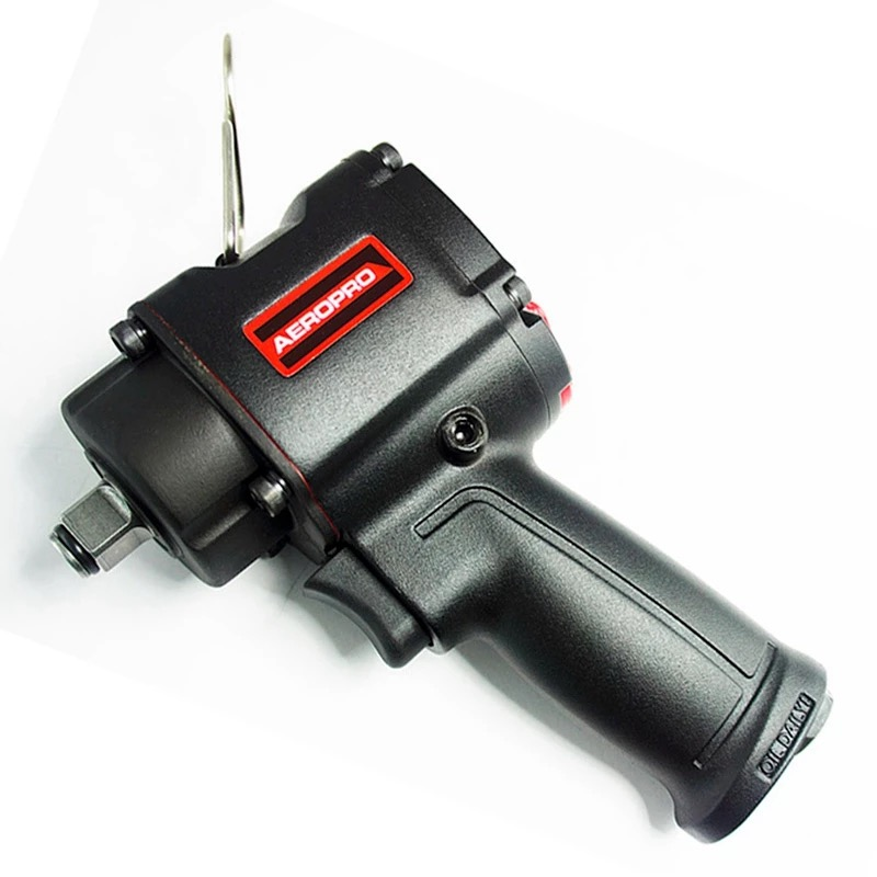 1 2 Mini Pneumatic Wrench Light Large Torque Production Line Wrench Professional Pneumatic Tools Spanners Air
