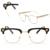Decoração especial Retro Browline rodada óculos de armação CUSTOM MADE leitura óptica da prescrição de óculos de miopia + 1 + 1.5 + 2 a + 6