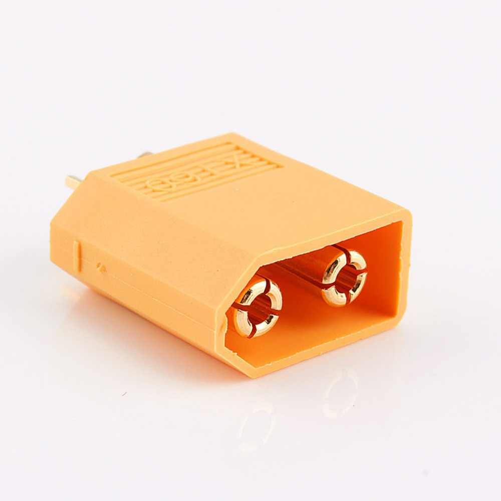 NEW XT60 XT-60 Male Female Bullet Connectors Plugs For RC Lipo Battery